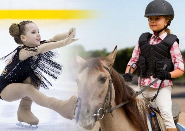 Какой вид спорта подобрать своей дочери: Лайфхак для родителей