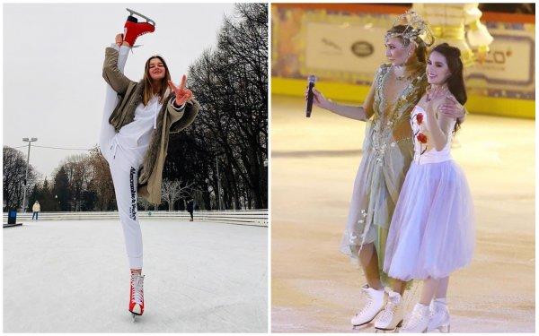 На зависть Авериным: Татьяна Навка «уговорила» Солдатову уйти в фигурку