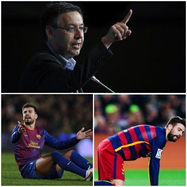 Провальная попытка Пике «слить» Вальверде: Президент «Барселоны» не уволит Эрнесто