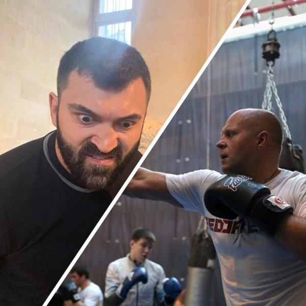 Орловский может помириться с Емельяненко во время их реванша в Bellator