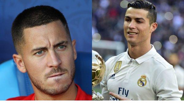 В тени Роналду: Непрофессионализм Азара мешает ему заиграть в «Реале»