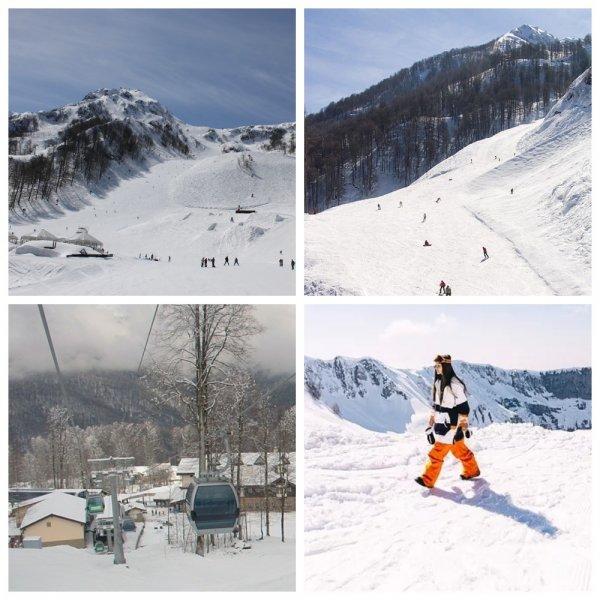 3 шоковых факта, почему Красная Поляна в Сочи «дает прикурить» горнолыжной Швейцарии