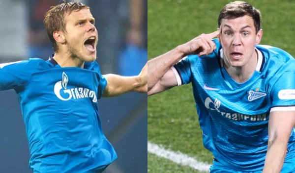 Дзюба унизил Кокорина ссылкой в «Сочи» ради вечного контракта с «Зенитом»