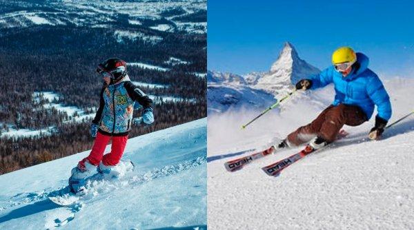 Лыжнику-хулигану грозят судом за покалеченного сноубордиста на склоне «Роза Хутор»