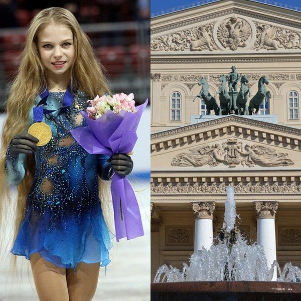 Золото в кармане: Трусова выиграет ЧМ благодаря культурному экстазу
