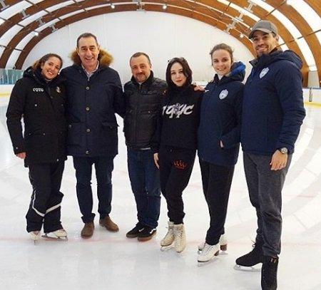Миланские хореографы обеспечат Туктамышевой путевку на ОИ