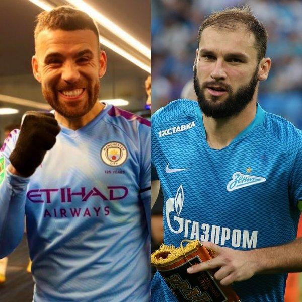 «Распродажа» начинается: «Зенит» может подписать защитника «Манчестер Сити»