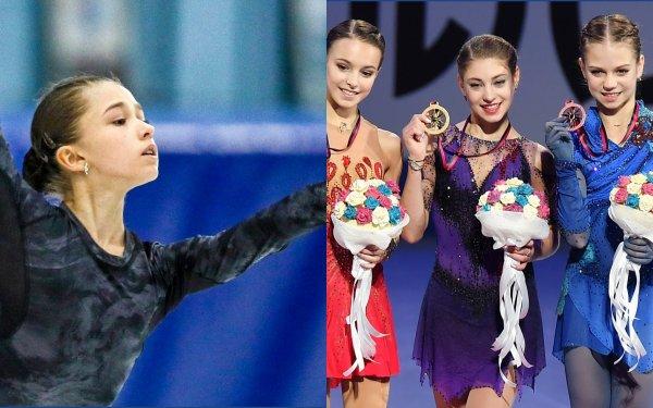 Валиева намекнула, что ждёт не дождётся шанса «утереть нос» трио ТЩК