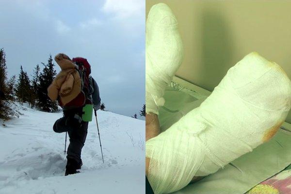 Лучше оставить завещание или Чем опасен алкоголь во время зимнего туризма в горах