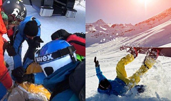 Курорт «Роза Хутор» обрек на нищету покалеченного на горнолыжке сноубордиста
