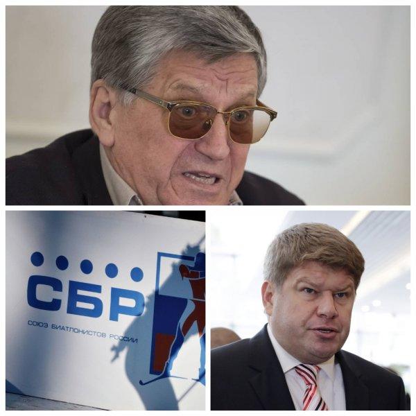 Засела обида: Тихонов накидывается на Губерниева из-за недопуска в СБР