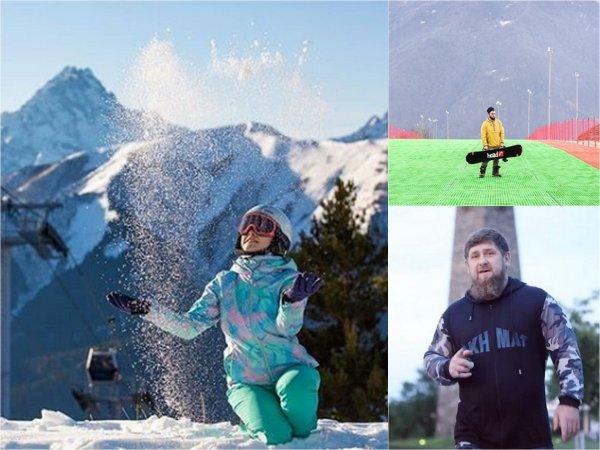«Снега мало»: Причина, по которой в «Ахмате» нет своей лыжной команды