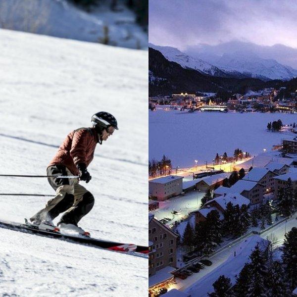 Найден альпийский горнолыжный курорт, который не страдает от коронавируса