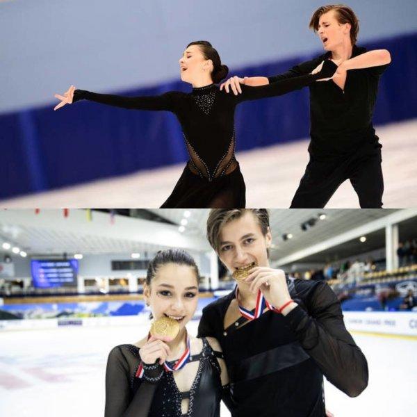 Результаты ЮЧМ по танцам на льду закрыли тему о подсуживании российским спортсменам