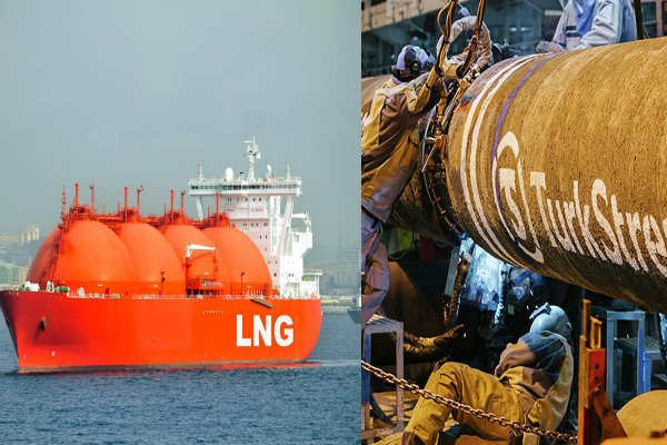 Поставки российского газа в Турцию продолжают сокращаться