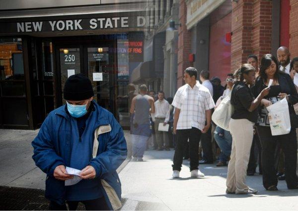Аналитики Bloobmerg предрекают США рост безработицы