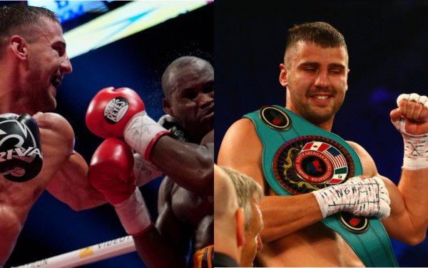 Гвоздик завершил профессиональную карьеру боксёра
