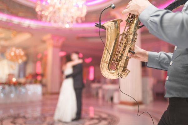 Услуги саксофониста на свадьбе