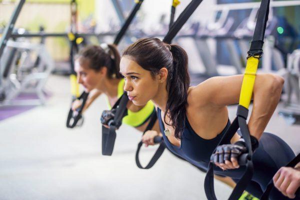 TRX тренировки в Киеве